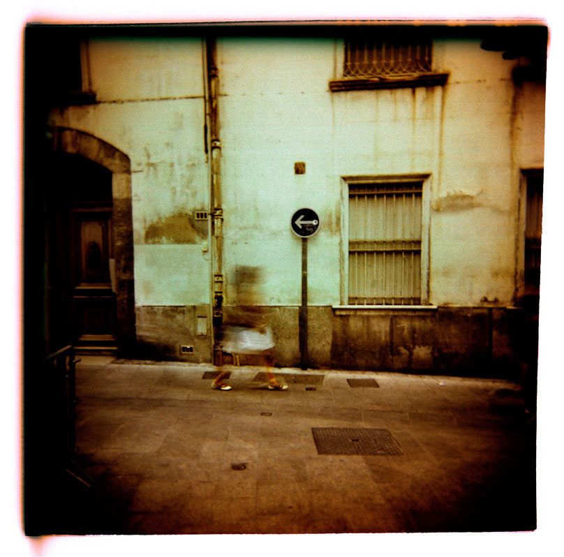 Perpignan Holga France Lisa Thanner