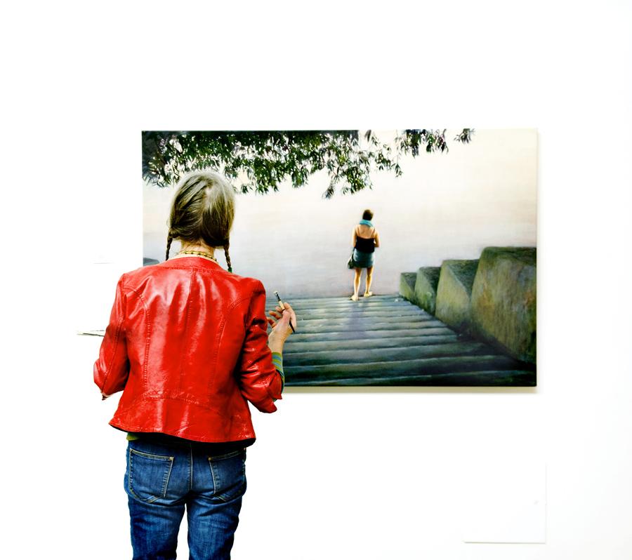 Karin Broos konstnär konst måleri