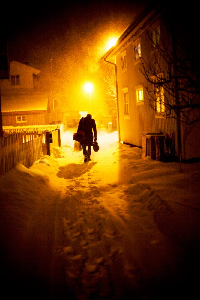 vinter Asperö