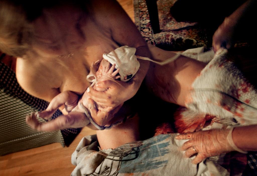 Hemförlossning