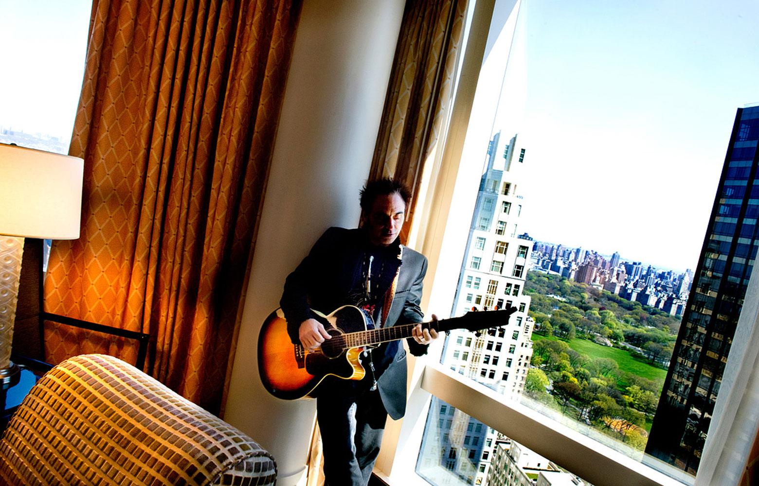 Nils Lofgren Bruce Springsteen