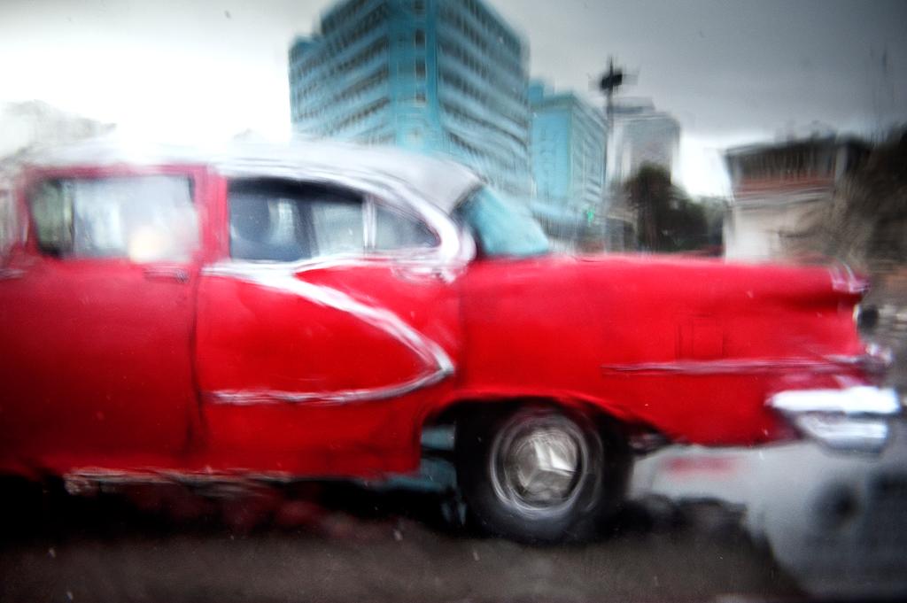 Väntan i Havanna